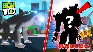 *NEW* LANDSHARK Vs EVILEST ALIEN In BEN 10 Roblox! (Ben 10 Arrival Of Aliens) /w DefildPlays