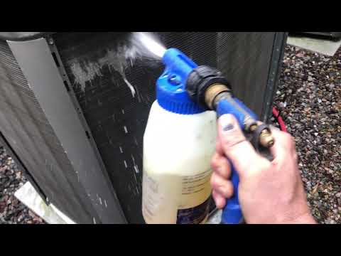 The Coil Gun A Must Own HVAC Tool For Cleaning Coils