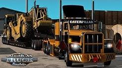 American Truck Simulator: Heavy Haul - Viper's 389 - Roswell to Artesia, New Mexico