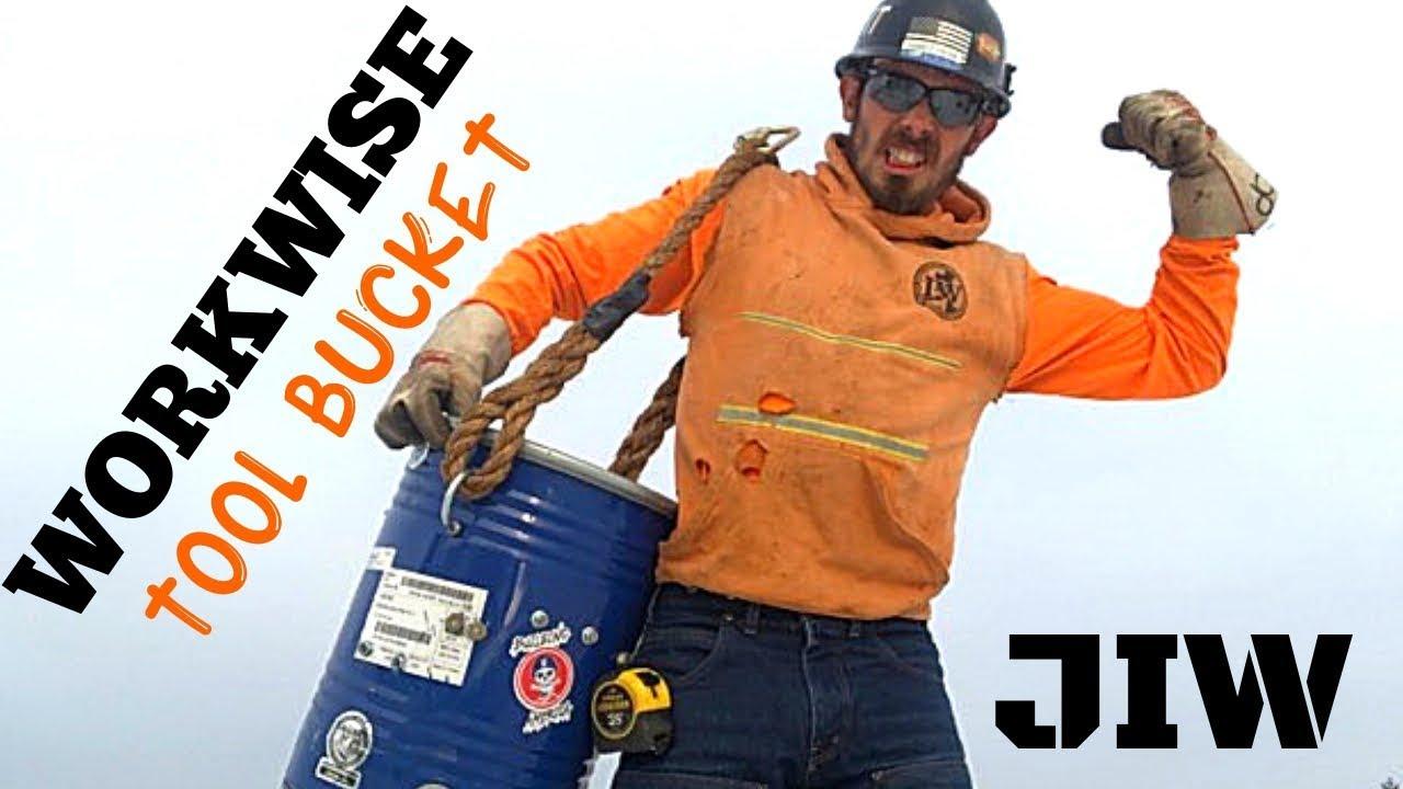 ultimate ironworker tool bucket