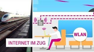 Internet im Zug - Netzgeschichten