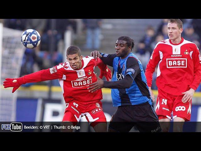 2009-2010 - Jupiler Pro League - 26. Club Brugge - Standard 2-1