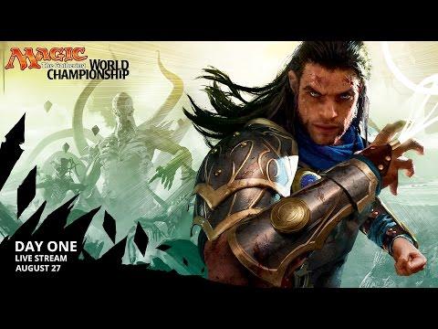 2015 Magic The Gathering World Championship Day One