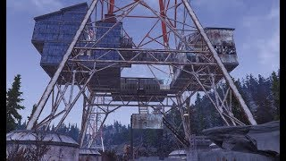 Powerline Tower CAMP Fallout 76