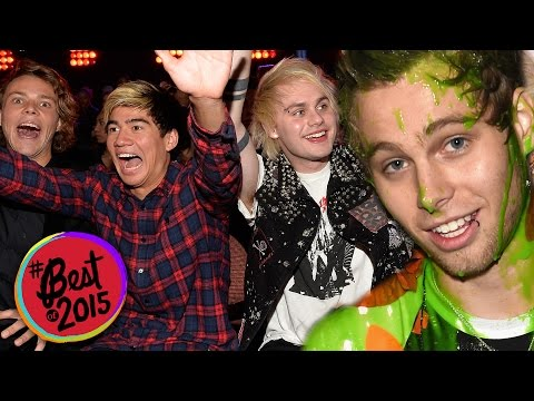 9 Biggest 5 Seconds of Summer Moments of 2015
