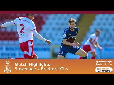 Stevenage Bradford Goals And Highlights