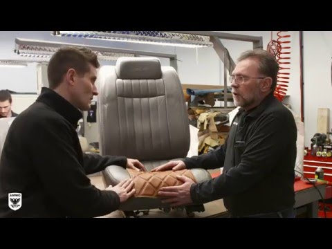How to Fix a Leather Seat Properly: Chevy Impala SS