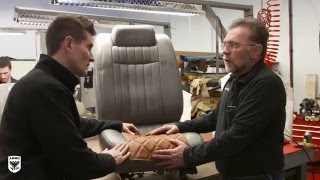 How Fix Leather Seat Properly