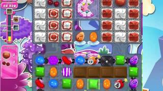 Candy Crush Saga Level 1244  NO BOOSTERS!