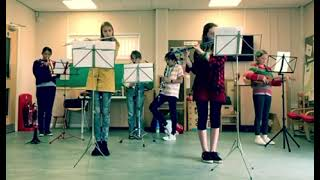 Falmouth and Helston Youth Wind Band: Gee Seven