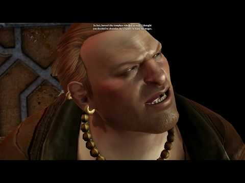 Dragon Age 2 Ending Becoming Vicount |
