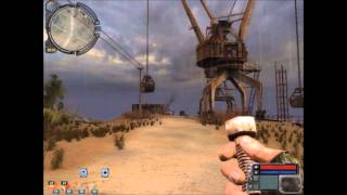 STALKER: Call of Pripyat - Test Video PC Gameplay Video Games Source