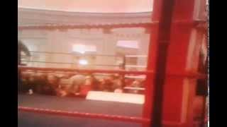 Qaiser Boxing Midland Hotel