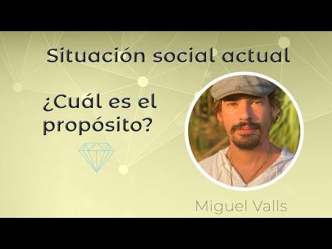 ¿Cuál es el propósito de la situación social actual?