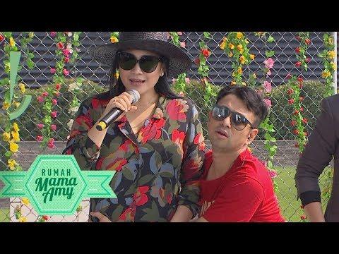 Raffi dan gigi Balas Balasan Lagu  Bikin Meleleh  - Rumah Mama Amy (13/9)