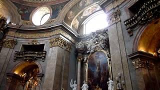 ЧУДЕСА  Императорской Вены Mpeg4   1280 x 720 из AVCHD Lumix(СОБОР СВ СТЕФАНА Первая церковь освящена ещё в 1147. Сохранился романский фасад со знаменитым порталом