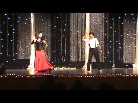 O Haseena Zulfon Wali Dance