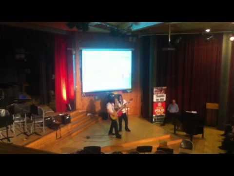 Jay and Dan - Love Thing (Joe Satriani Cover)