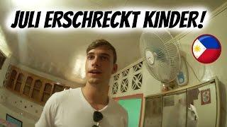 JULI ERSCHRECKT KINDER! | AnKat