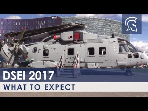 DSEI 2017: What to Expect