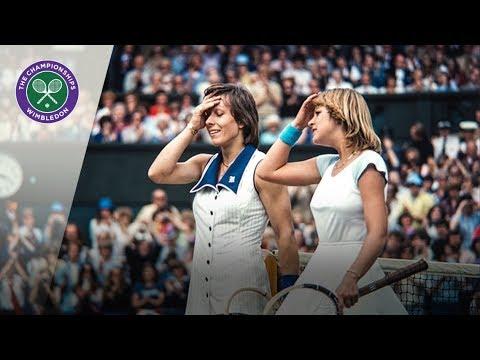 Navratilova v Evert: Wimbledon Final 1978 (Extended Highlights)