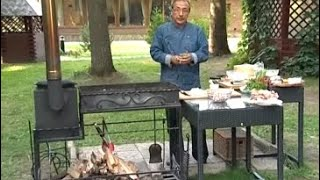 Огненная еда - Выпуск 0021