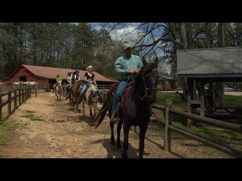 Chickasaw State Park Horse Stables