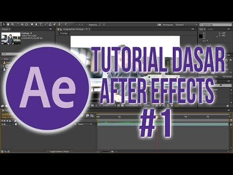 Mengenal After Effects - Tutorial Dasar After Effects #1