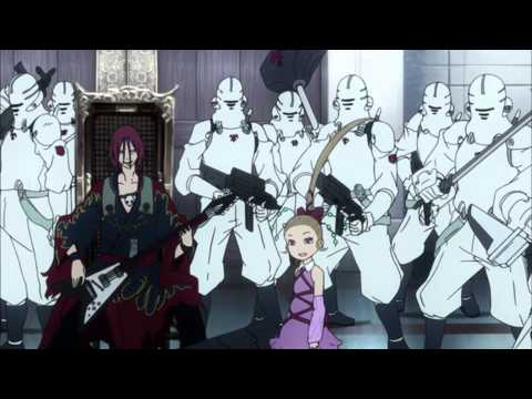 Deadman Wonderland - Usual Suspects by Hollywood Undead AMV