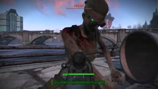 Fallout 4 Выпуск 37. Квесты Братства стали . Квартирмейстер тактильный привод .