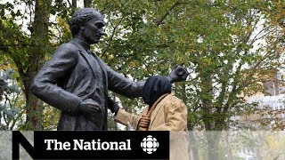 The controversy around John A. MacDonald's complicated legacy