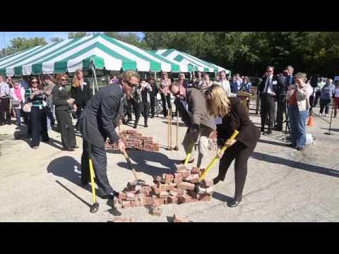 Gurnee Grade School demolition ceremony