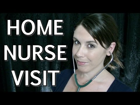 ASMR Medical Role Play: Full Physical Exam for Relaxation an