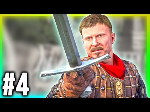 Kingdom Come: Deliverance Walkthrough Part 4 -  Getting The Best Starter Bow