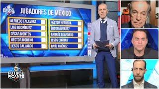 ¡IMPERDIBLE! Esta fue la calificación de los jugadores mexicanos ante Países Bajos | Futbol Picante