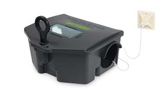 Rodent Bait Station, Eliminating Rat and Mice Based on Poison,