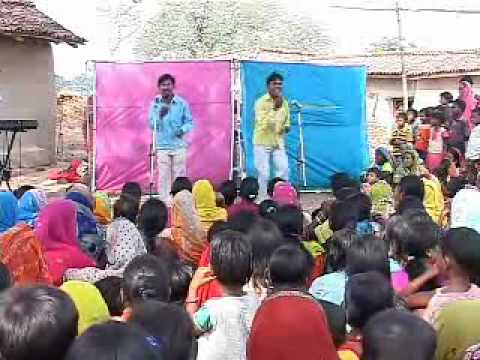 INDIA Family Planning: Street Play on Famliy Planning in Jharkhand