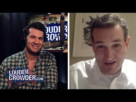 Ted Cruz Throws Down! | Louder With Crowder