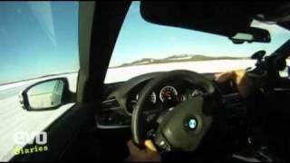 2012 BMW M5 F10 Test Drive on Snow BMW M5 F10 Full Test Drive HD