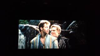 Into The Woods: Agony Chris Pine and Billy Magnussen