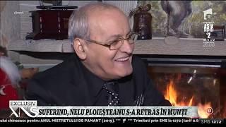Download Suferind, Nelu Ploieşteanu s-a retras în munţi!
