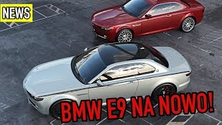 BMW CS Vintage Concept, nowa Skoda Superb, bawarski Bentley Continental - #214 NaPoboczu