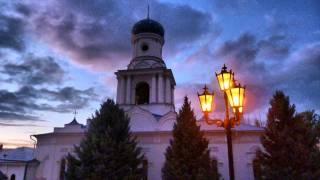 Святогорский Монастырь Осенний Вечер HD 16:9(Богородице Дева Радуйся., 2011-10-02T21:18:13.000Z)