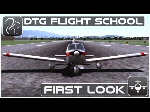 Dovetail Games Flight School - First Look