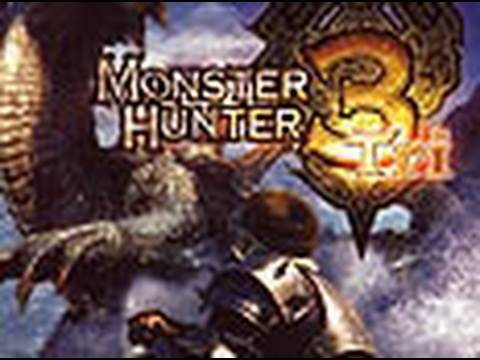 Classic Game Room - MONSTER HUNTER TRI for Nintendo Wii review