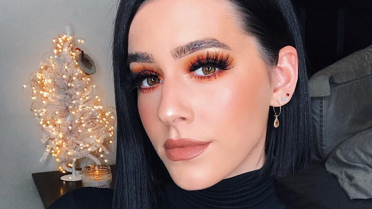 HOLIDAY/THANKSGIVING Makeup Tutorial | Ally Yost