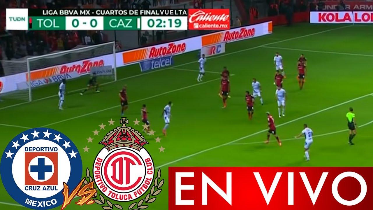 Cruz Azul vs Toluca, cmo ver en vivo la Liguilla de Liga MX?
