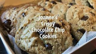 Perfect, Easy, Healthy & Crispy Chocolate Chip Cookies Recipes