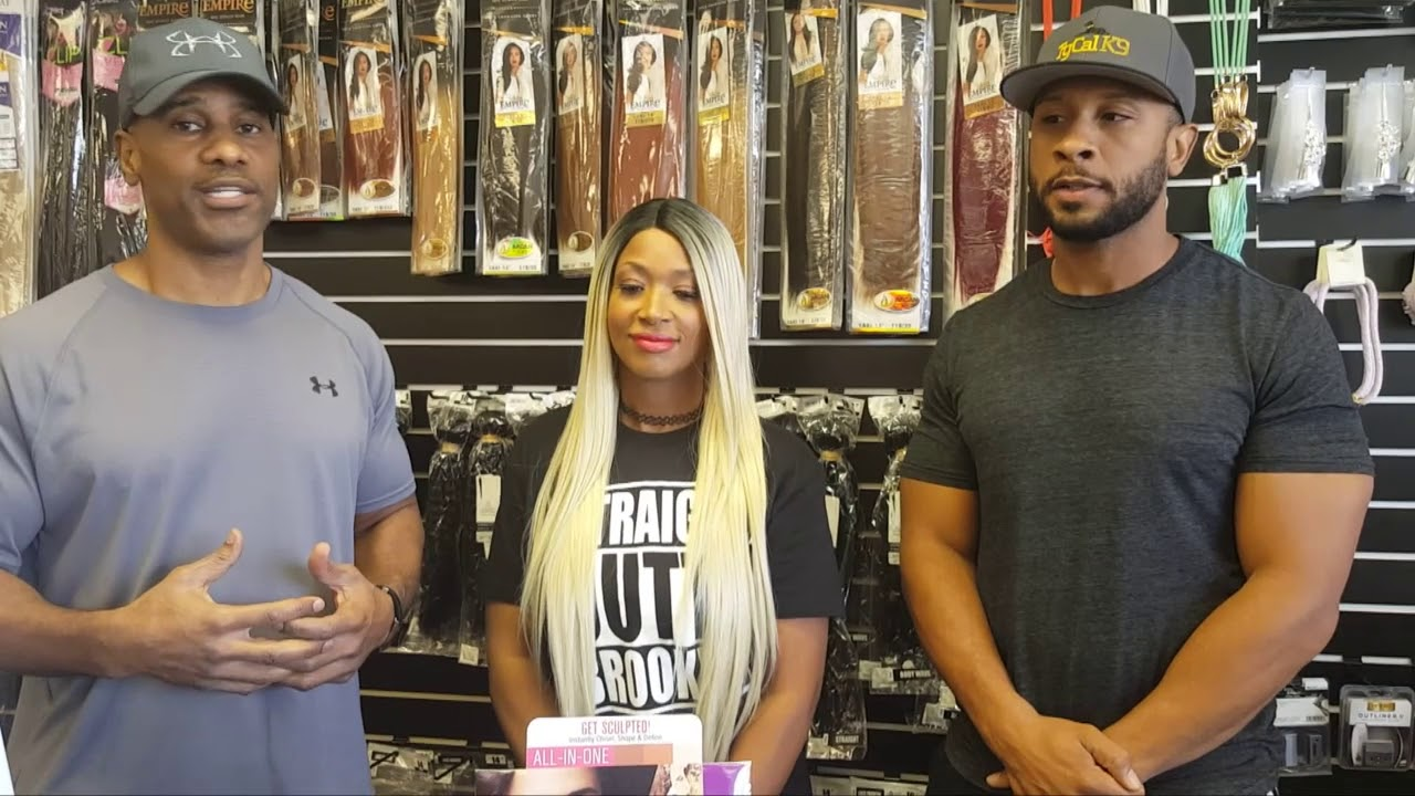 Three Partners Open a Black-Owned Beauty Supply Store