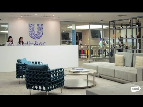 Coolest Offices in Manila: Unilever's bright new home in BGC